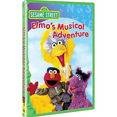 Sesame Street:Elmos Musical Adv (Ff) (DVD)