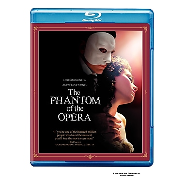 Phantom of The Opera (2004) (Blu-Ray)