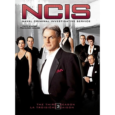 NCIS: The Third Season (DVD)