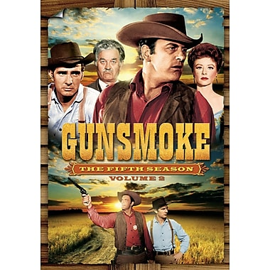 Gunsmoke: The Fifth Season, Volume Two (DVD)