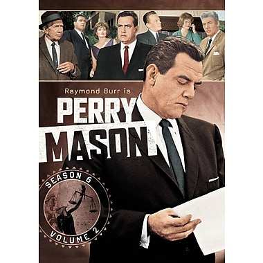 Perry Mason: The Sixth Season: Volume Two (DVD)