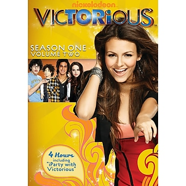 Victorious: Season One, Volume Two (DVD)