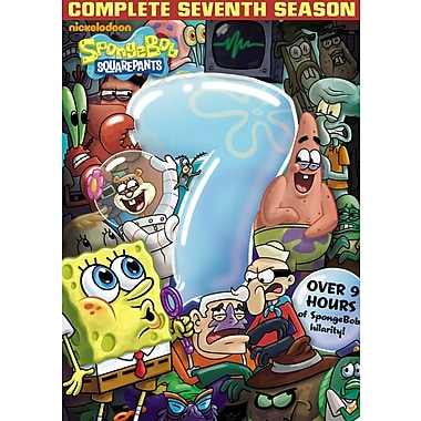 SpongeBob SquarePants: The Complete 7th Season (DVD)