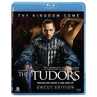 The Tudors: The Complete Third Season (Blu-Ray)