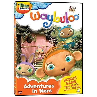 Waybuloo: Adventures in Nara (DVD)