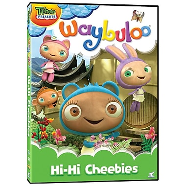 Waybuloo: Hi-Hi Cheebies (DVD)