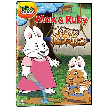 Max & Ruby: Max's Mud Pie (DVD)