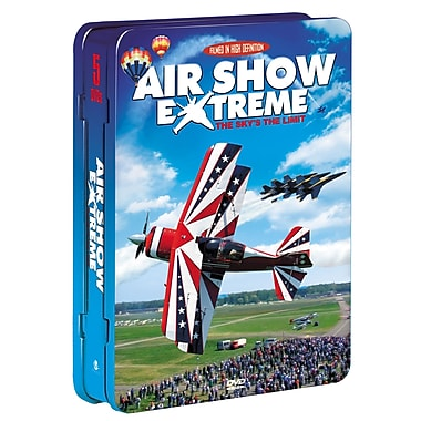 Air Show Extreme: The Sky's the Limit (Blu-Ray)