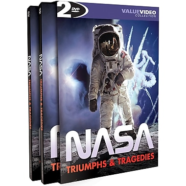 NASA: Triumphs and Tragedies (DVD)