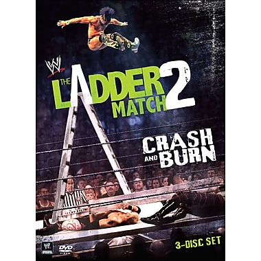 WWE 2011: The Ladder Match 2: Crash and Burn (DVD)