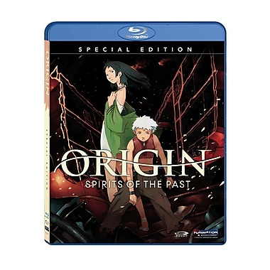 Origin: Spirits of The Past (Blu-Ray)