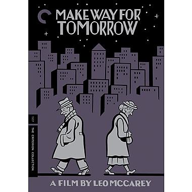 Make Way for Tomorrow (DVD)