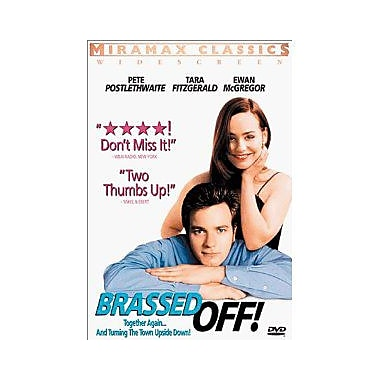 Brassed off! (DVD)