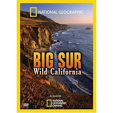 National Geographic: Big Sur: Wild California (DVD)