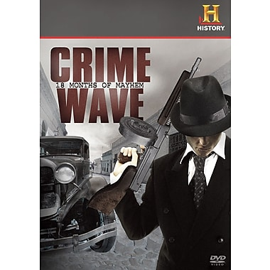Crime Wave - 18 Months of Mayhem (DVD)