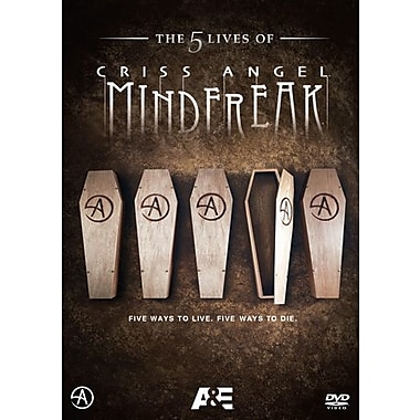 Criss Angel: Mindfreak: The 5 Lives of Criss Angel (DVD)