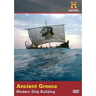 Where Did It Come From?: Ancient Greece: Modern Ship Building (DVD)