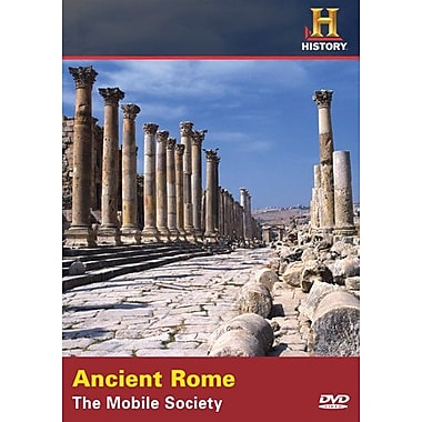 Where Did It Come From?: Ancient Rome: The Mobile Society (DVD)