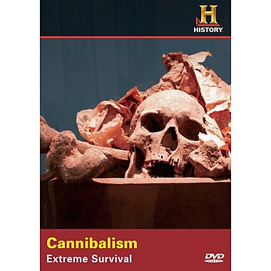 Cannibalism - Extreme Survival (DVD)