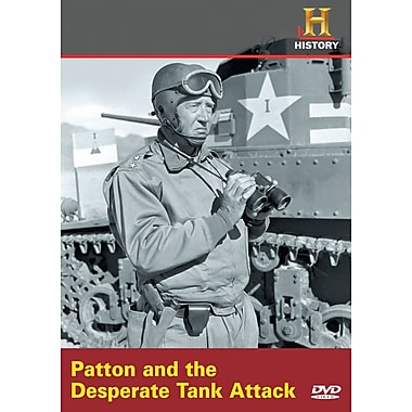 Man, Moment, Machine: Patton and the Desperate Tank Attack (DVD)