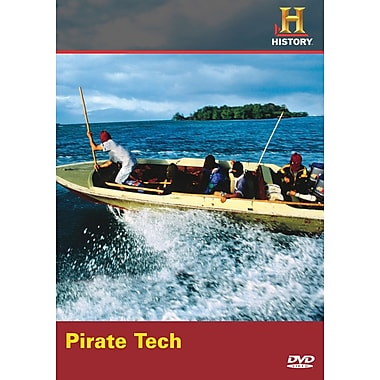 Modern Marvels: Pirate Tech (DVD)