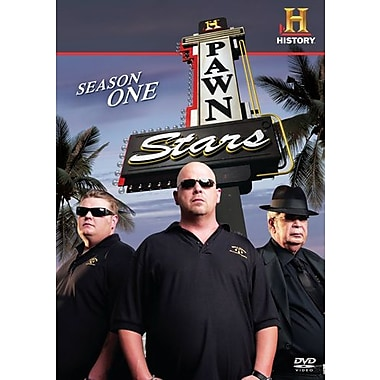 Pawn Stars: The Complete Season One (DVD)