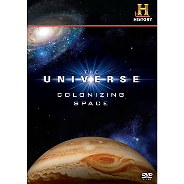 The History Channel: The Universe: Colonizing Space (DVD)