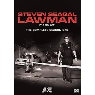Steven Seagal: Lawman: Season 1 (DVD)