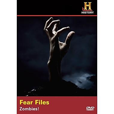 Fear Files: Zombies! (DVD)