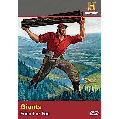 Giants - Friend Or Foe (DVD)