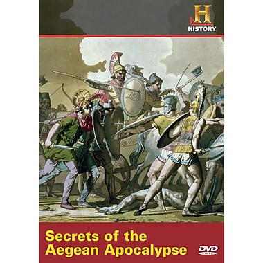 Secrets of the Aegean Apocalypse (DVD)