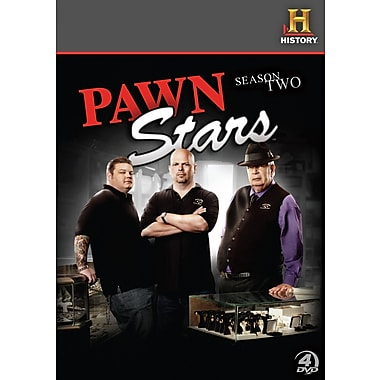 Pawn Stars: Season 2 (DVD)