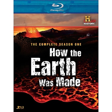 How The Earth Was Made: The Compelte Season One (Blu-Ray)