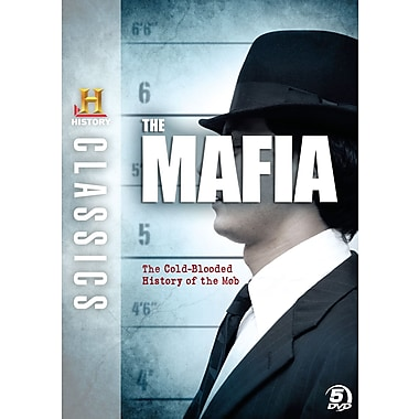 History Classics: The Mafia (DVD)