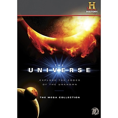 The Universe: The Complete Series Megaset
