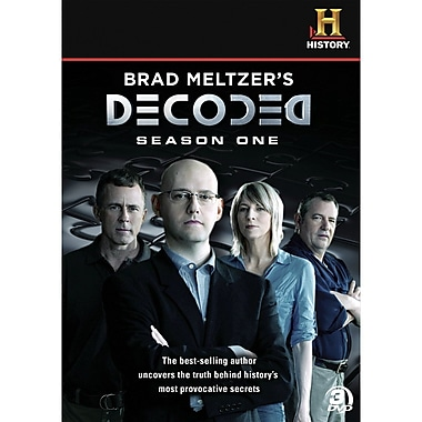 Brad Meltzer's Decoded: Season 1 (DVD)