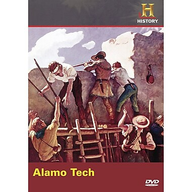 Wild West Tech: Alamo Tech (DVD)
