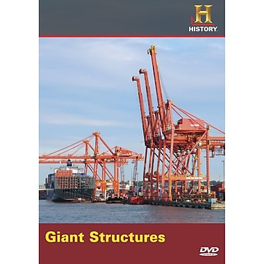 Mega Movers: Giant Structures (DVD)