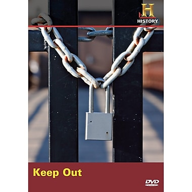 Modern Marvels: Keep Out (DVD)