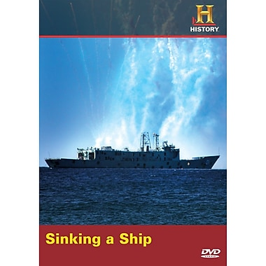 Mega Disasters: Sinking a Ship (DVD)