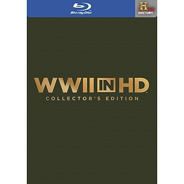 WWII in HD (Blu-Ray) 2010