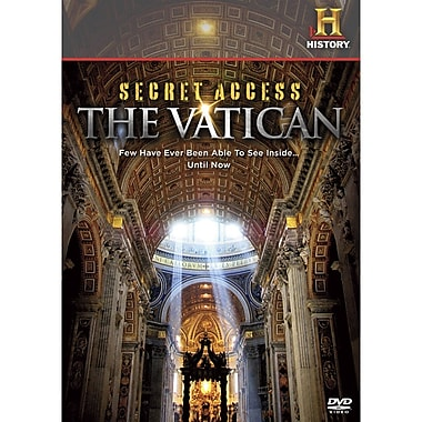 Secret Access: The Vatican (DVD)