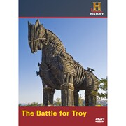Ancient Discoveries - Siege of Troy (DVD)