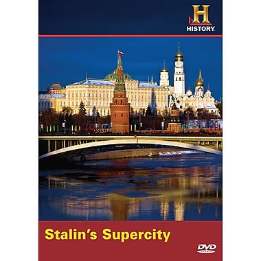 Lost Worlds: Stalin's Supercity (DVD)