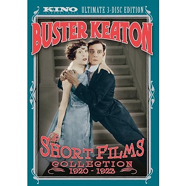 Buster Keaton The Short Films Collection: 1920-1923 (DVD)