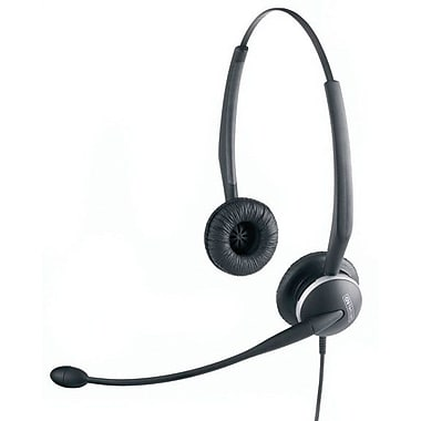 Jabra® GN2125 Duo Corded Quick Disconnect Headset