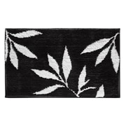 "InterDesign® 34""x 21"" Leaves Polyster Bath Rugs"