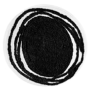 "InterDesign® 24"" Doodle Polyster Bath Rugs"