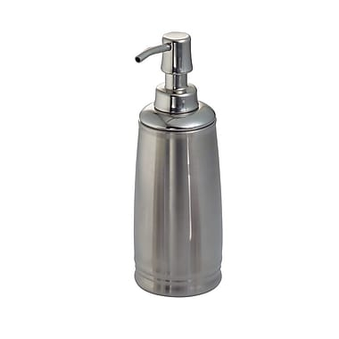 InterDesign® Stainless Steel Cameo Soap Pump