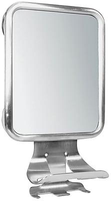 InterDesign Forma Suction Fog Free Mirror Center 329250
